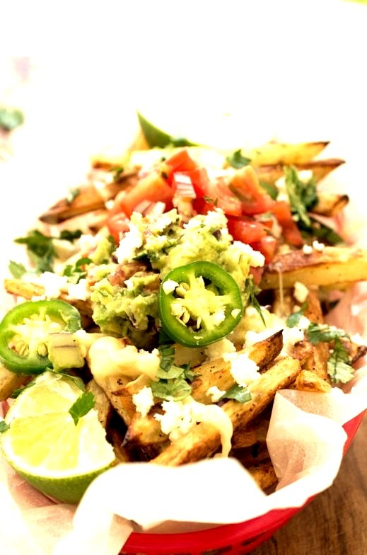 Loaded Mexican Fries Recipe